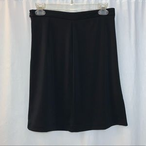 Ann Taylor Black Skirt Size 8P